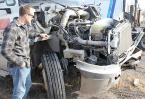Attorney Eric Hageman for Semi Truck Accident Claim