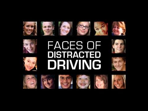 Hit by distracted driver
