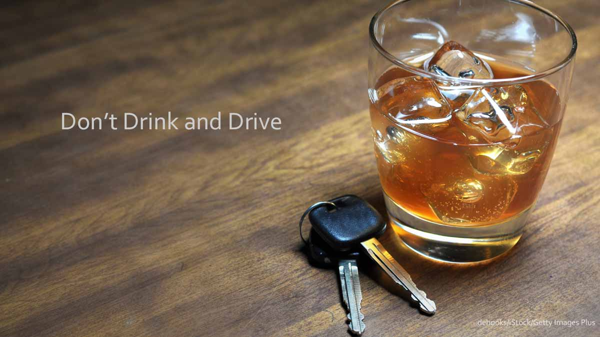 Drink and Drive Fatal Accident