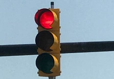 Run a Red Light