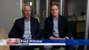 Explosion and Burn Lawyers on WCCO TV