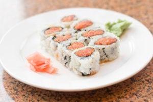 Salmonella in ground tuna