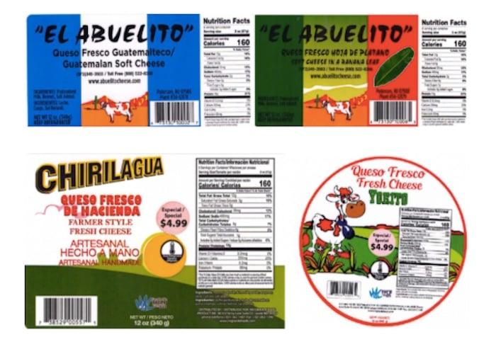 Listeria lawyer - El Abuelito Queso Fresco Listeria recall