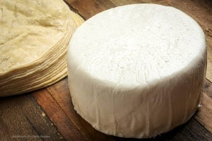 Listeria Lawyer- Queso Fresco and Tortillas