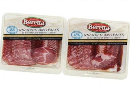 Fratelli Beretta Antipasto Salmonella Recall